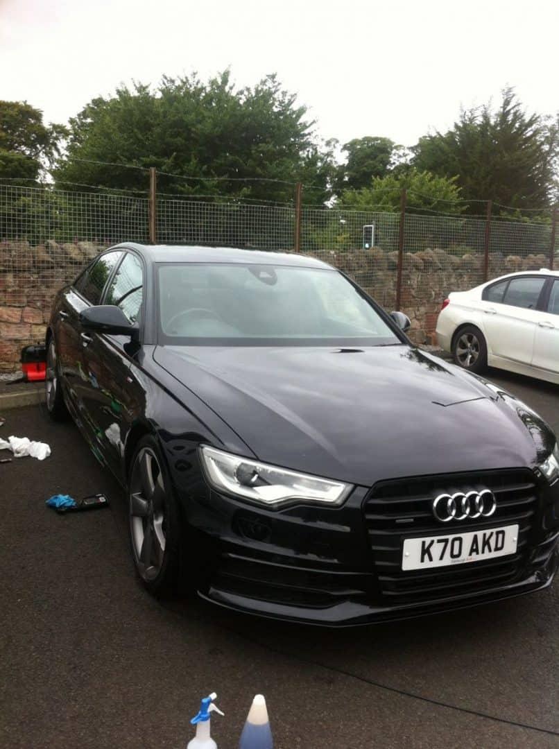 AKD Audi A Full Valet Fresh Car Valeting Mobile Car - Audi car valet