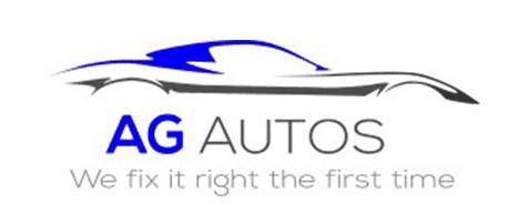 AG Autos logo
