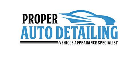 Proper Auto Detailing logo